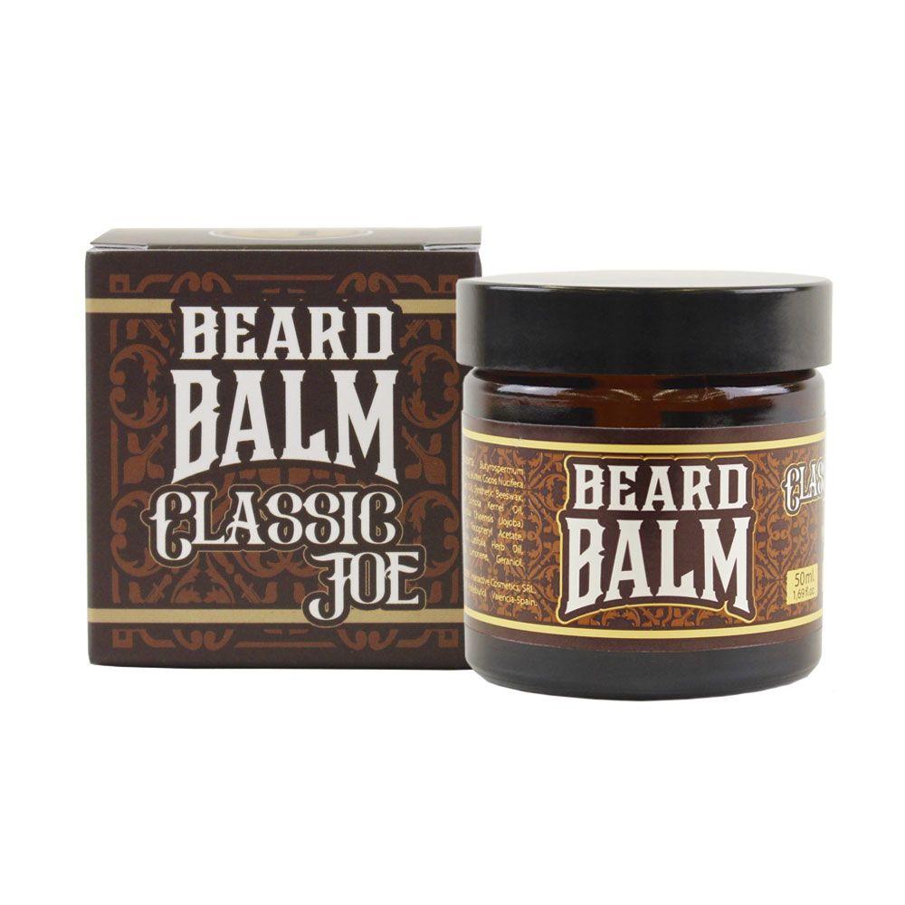 Bálsamo para barba Classic Joe