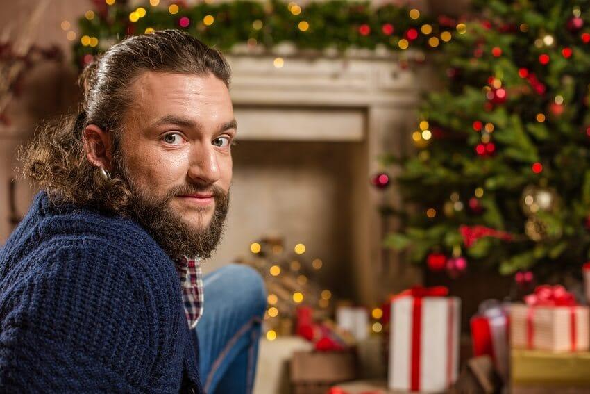 regalo para hombre con barba