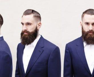 estilos barba 2017